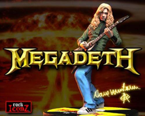 It's Thrash Week at KnuckleBonz! Megadeth