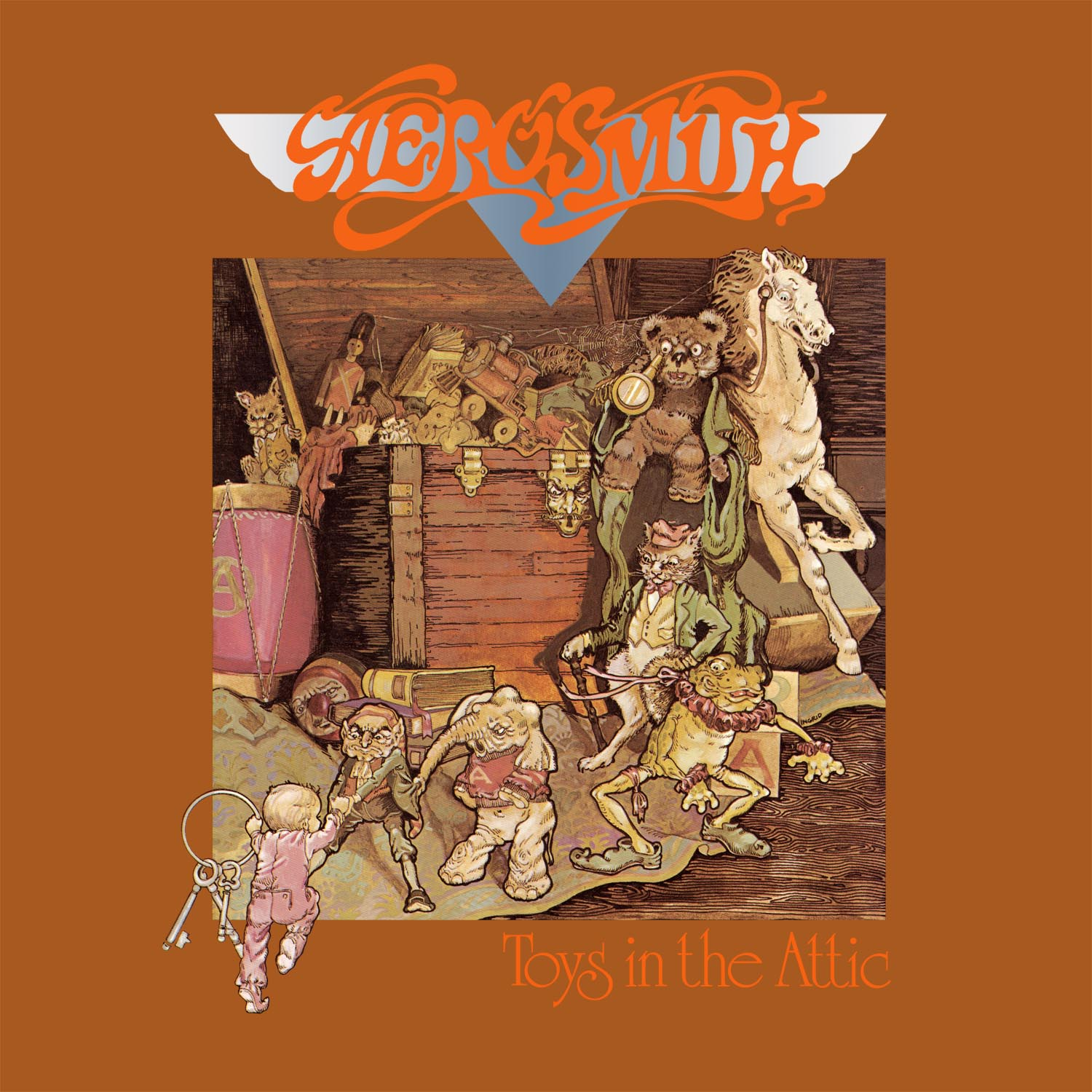 Aerosmith - Toys in the Attic (from You Gotta Move) - YouTube
