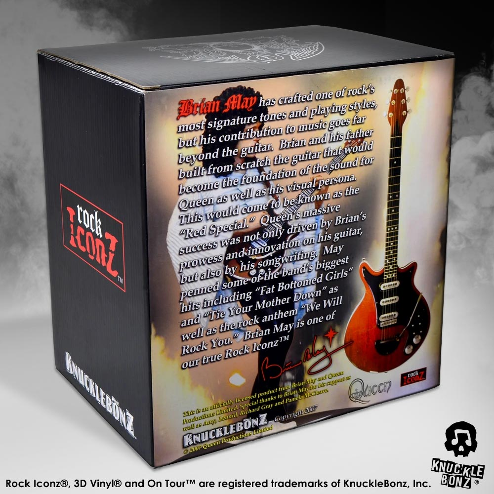 Brian May Rock Iconz from KnuckleBonz